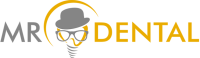 MRDENTAL d.o.o. Bihać Logo